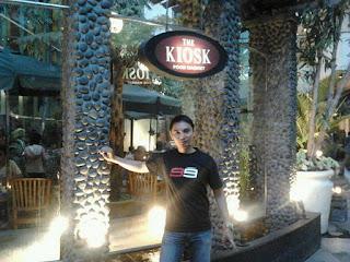Cecen di Kiosk Food Market