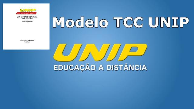 Modelo TCC UNIP