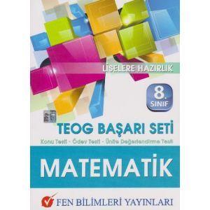 Fen Bilimleri 8. Sınıf TEOG Matematik Başarı Seti (2017)