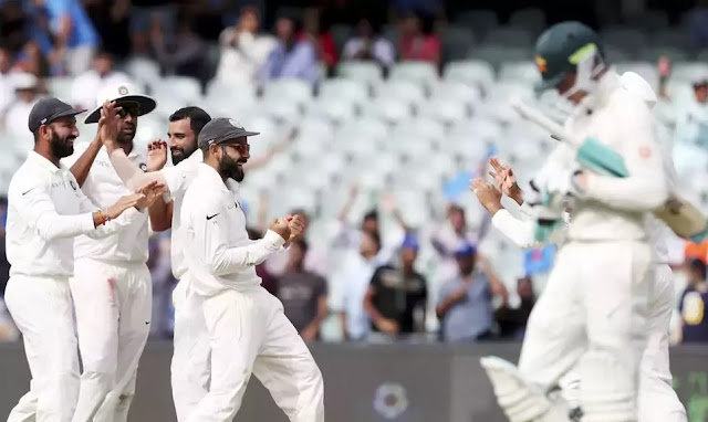 India Defeated Australia By 31 Runs