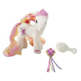 My Little Pony Silly Sunshine Super Long Hair Ponies G3 Pony