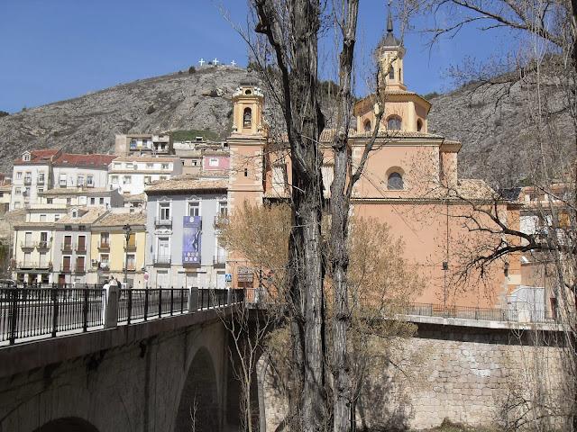 Iglesia de la Virgen de la Luz en Cuenca