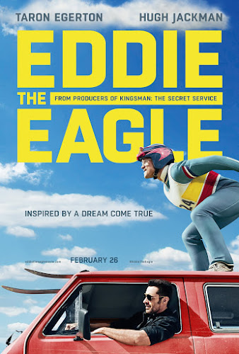 Eddie The Eagle (BRRip 1080p Dual Latino / Ingles) (2016)