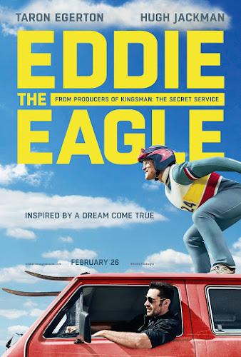 Eddie The Eagle (BRRip 1080p Dual Latino / Ingles) (2016)