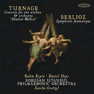 Turnage & Berlioz - Borusan Istanbul Philharmonic - Onyx