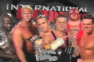 WWF / WWE - IN YOUR HOUSE 9: International Incident - Six Man Tag Team Main Event