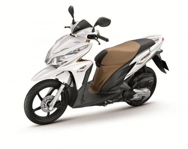 Новый Honda Click 125
