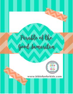 http://www.biblefunforkids.com/2014/10/parable-of-good-samaritan.html