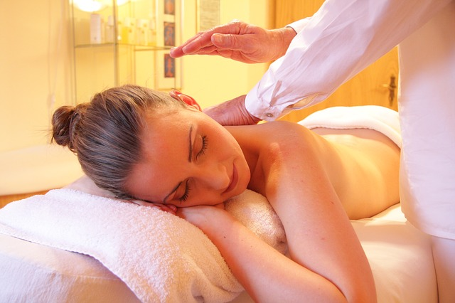 Aceites naturales para masajes