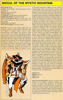 Mogul Marvel Comics