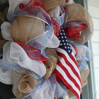 Memorial Day Decorations and Gardening