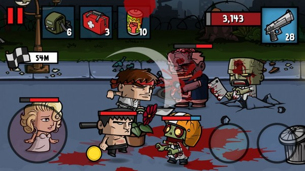 Game Zombie Age 3 Apk