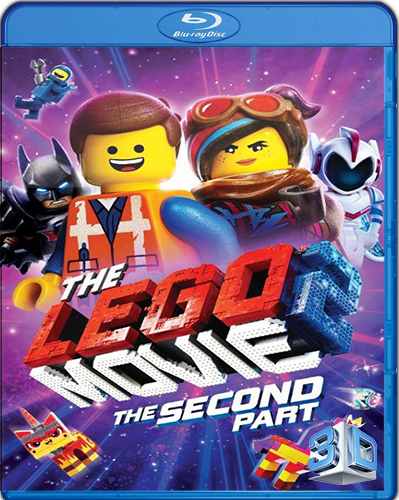 The LEGO Movie 2: The Second Part [2019] [BD50] [Latino – Castellano] [3D]