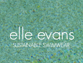 elle evans recycled sustainable swimwear