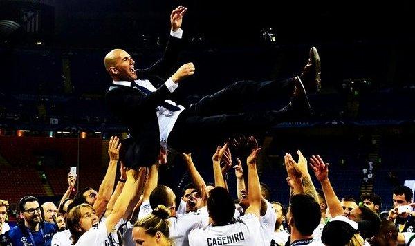 Rahasia Zidane, Pelatih Tersukses di Real Madrid dengan Bertabur Trofi