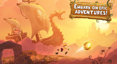 Rayman Adventures v2.0.0 Apk For Android