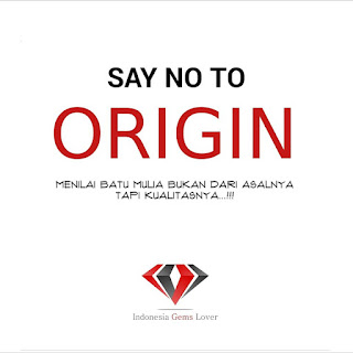 say no to origin