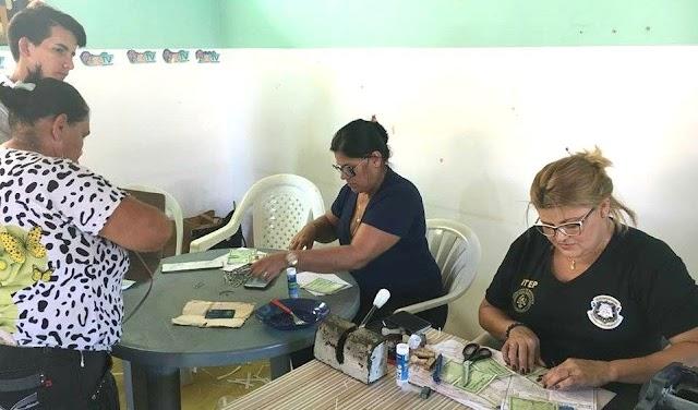 Prefeitura de Rafael Fernandes realiza dia da Construção Social na sede do CRAS