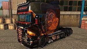 Freddy Krueger Scania RJL