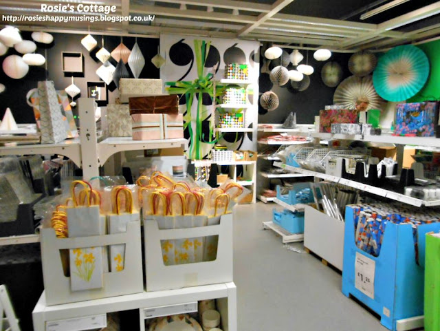 Ikea Paper Shop
