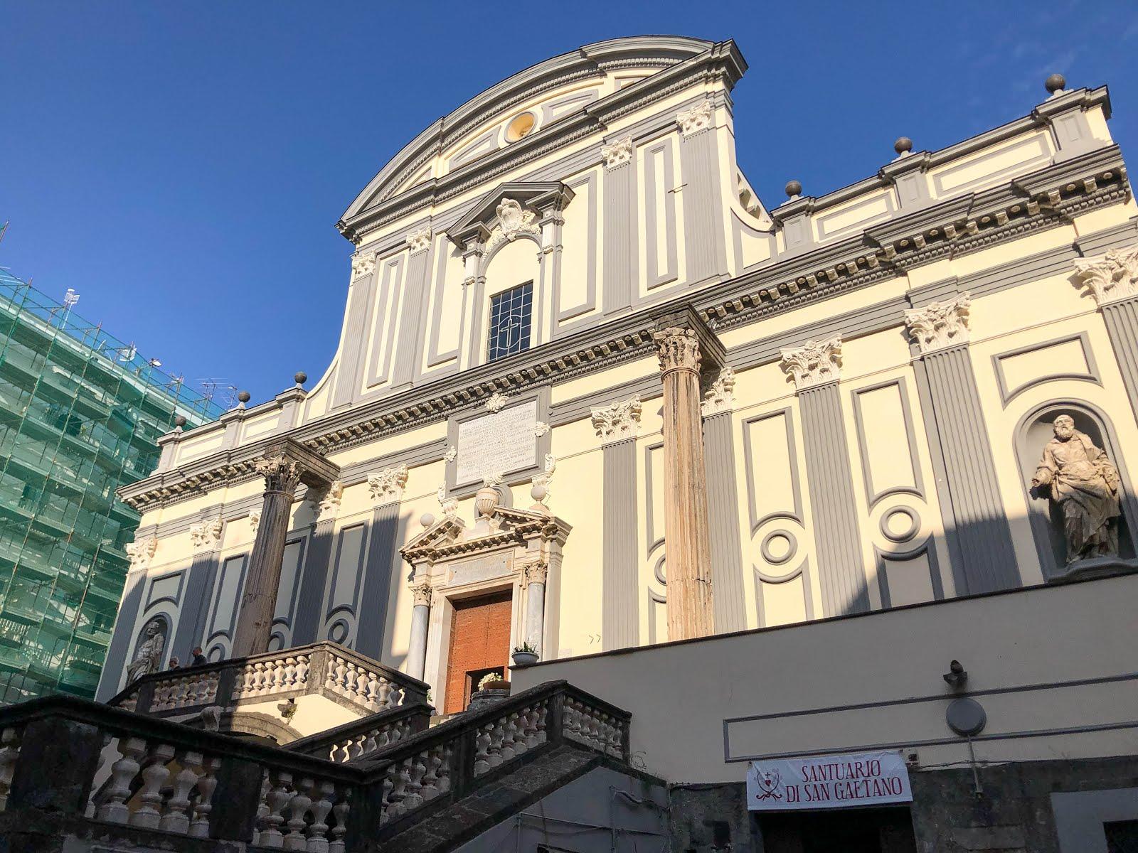 Santuario di San Gaetano da Thiene
