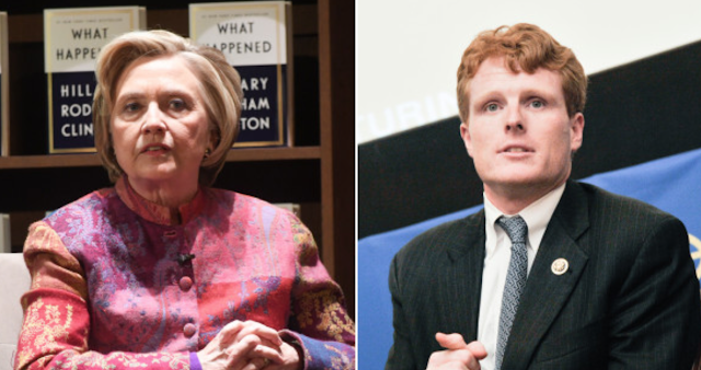 Dems offer us a Clinton and a Kennedy — will they ever learn?