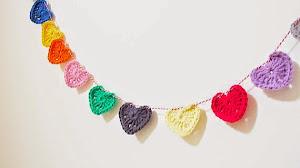 Video: Cómo hacer Corazones para San Valentín