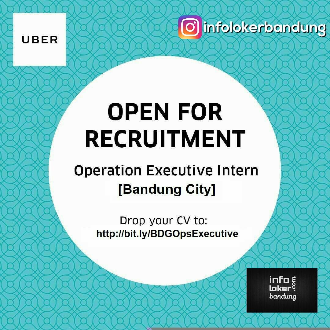 Lowongan Kerja Uber Indonesia Bandung Mei 2017