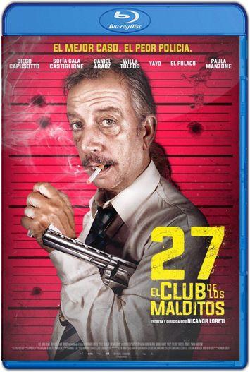 27 El club de los malditos (2018) HD 1080p y 720p Latino
