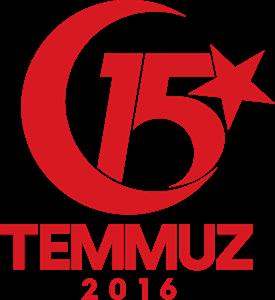 15 Temmuz logo