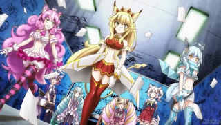 Show by Rock!! Mashumairesh!! Episode 08 Subtitle Indonesia