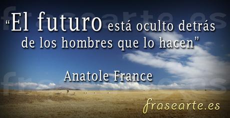 Citas famosas de Anatole France