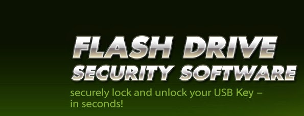 Flash Drive Security application