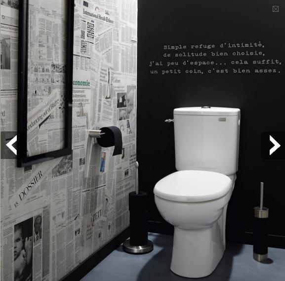 Couleurs et Nuances Le blog des accros de la dco WC toilettes pipiroomLa dco du petit
