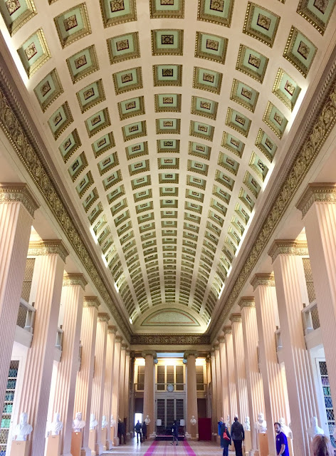 Playfair Library, Old College, Edinburgh University