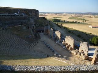 Teatro. Vista general