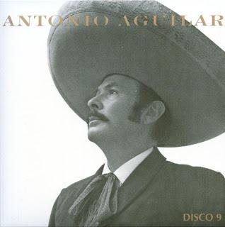 Antonio Aguilar - Mi Historia Disco 09