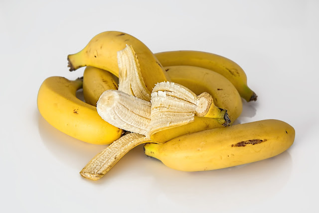 blood pressure, banana
