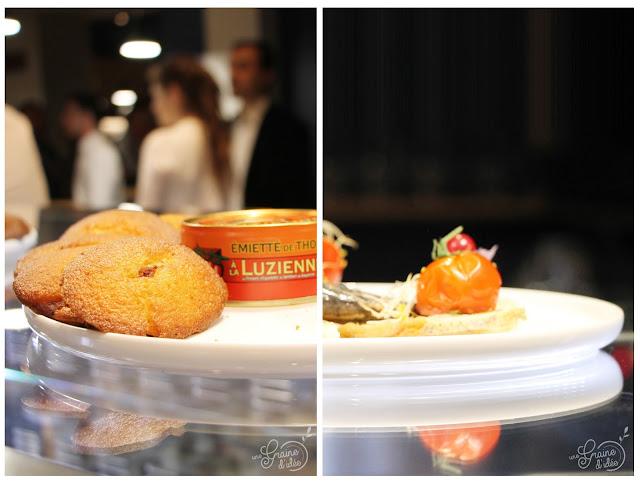 Restaurant « La Tablée » La Belle Iloise Nantes Rue Santeuil