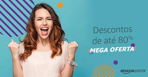 Mega Oferta Amazon - Livros e E-Books Com Desconto