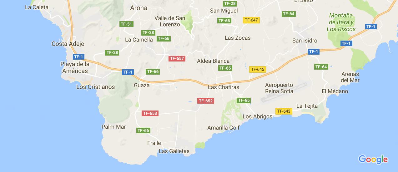 Dormire a... Costa Adeje, Tenerife - Viaggi e Delizie