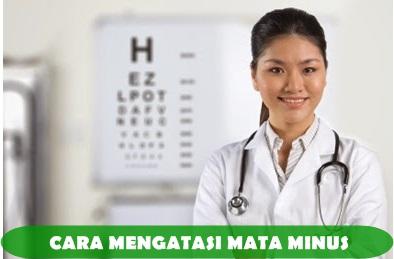 Cara Mengurangi Mata Minus Menurut Dokter