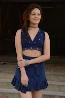 Seerat Kapoor Stunning Cute Beauty in Mini Skirt  Polka Dop Choli Top ~  Exclusive Galleries 060.jpg