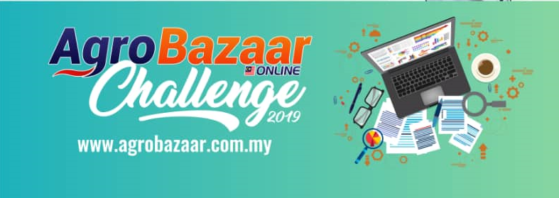 Agrobazaar Online Challenge 2019 Tawar Hadiah Sehingga RM200,000.00