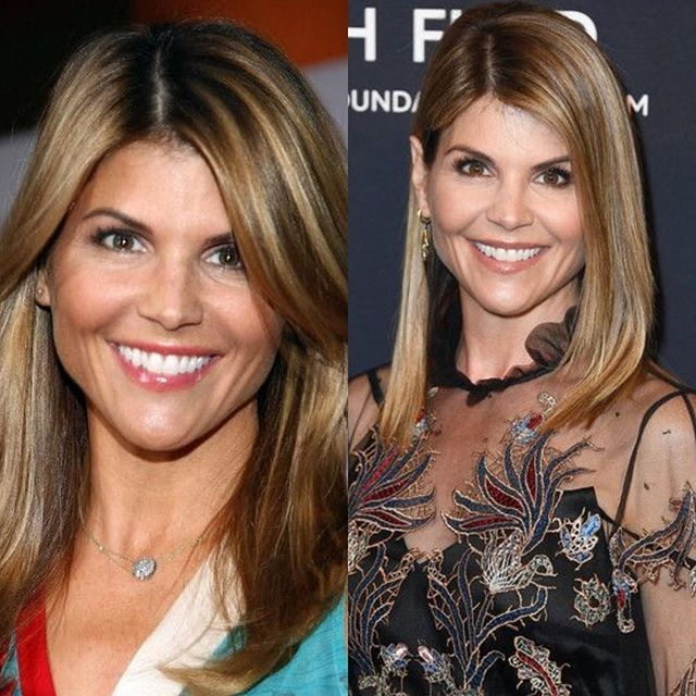 Lori Loughlin #10yearchallenge
