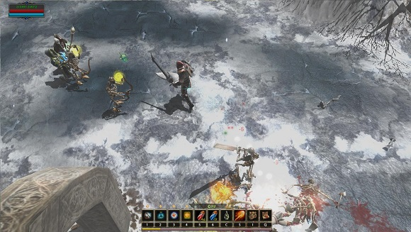 is a highly ambitious Action RPG Adventure which incorporating bloody battles Legends of Persia-CODEX