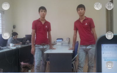 twin camera android app