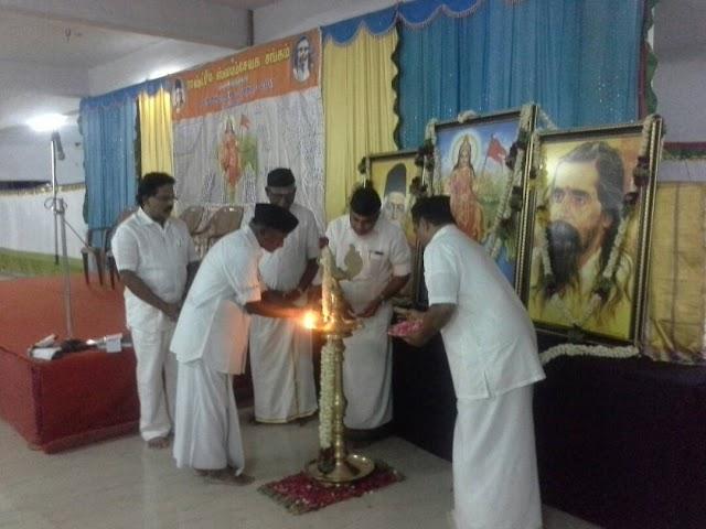 RSS Sangha Shiksha Varga commences in Tamilnadu