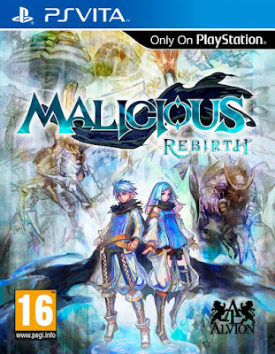 Malicious Rebirth (DLC) [PSVita] [EUR] [Mai] [Mega]