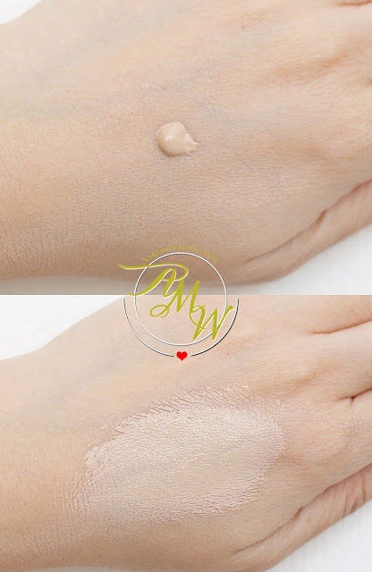 a photo of Tony Moly Petite Cotton BB Cream SPF36 PA++ Honey Beige